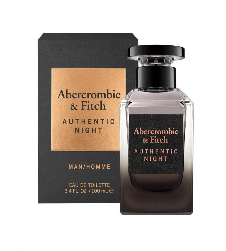 Abercrombie Fitch Authentic Night Eau de Parfum متجر الخبير شوب