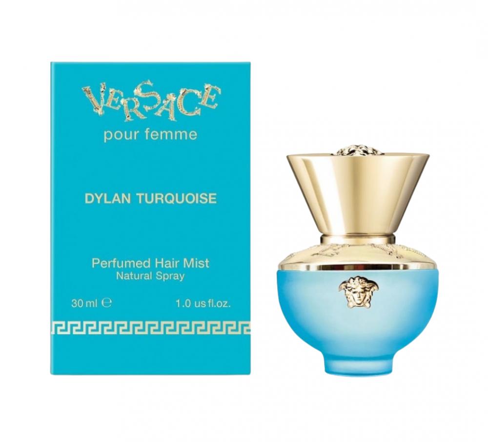 Versace Pour Femme Dylan Turquoise Hair Mist 30ml متجر الخبير شوب