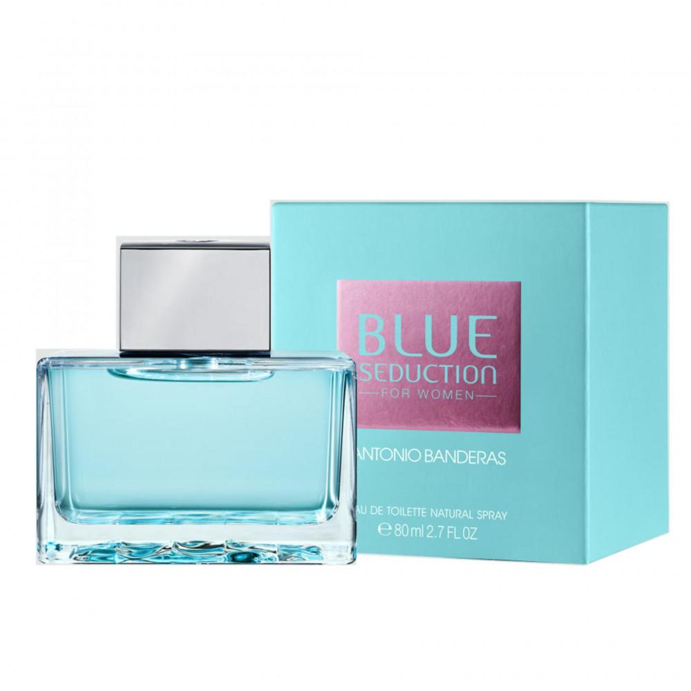Antonio Banderas Blue Seduction for Women Eau de Toilette 80ml متجر ال