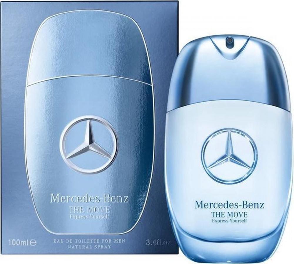 Tester Mercedes Benz The Move Express Yourself Eau de Toilette 100ml م