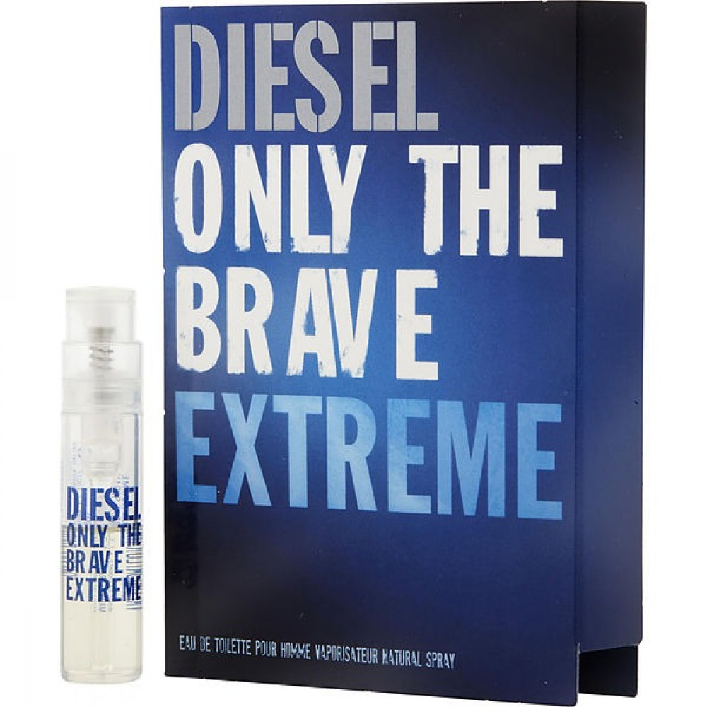 Diesel Only The Brave Extreme Toilette Sample 1-2ml متجر الخبير شوب