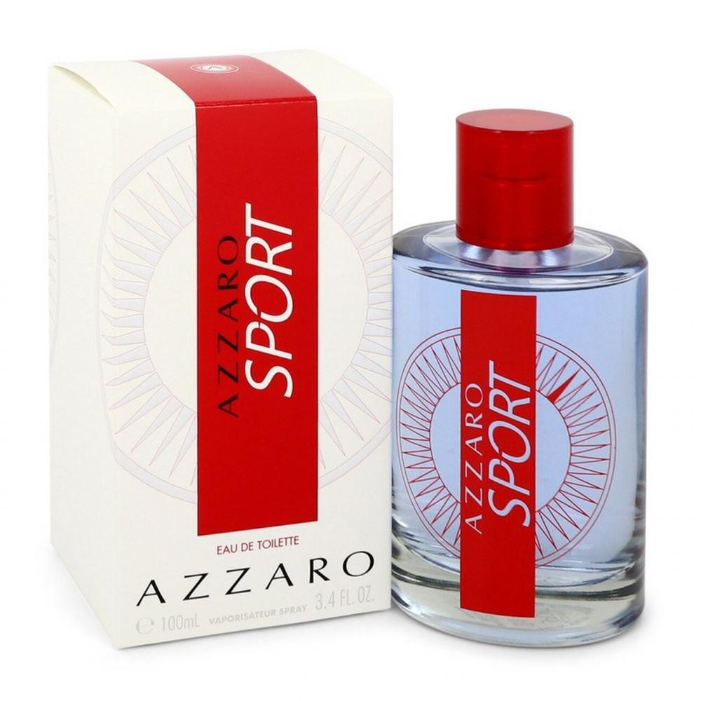 Azzaro Sport Eau de Toilette 100ml متجر الخبير شوب