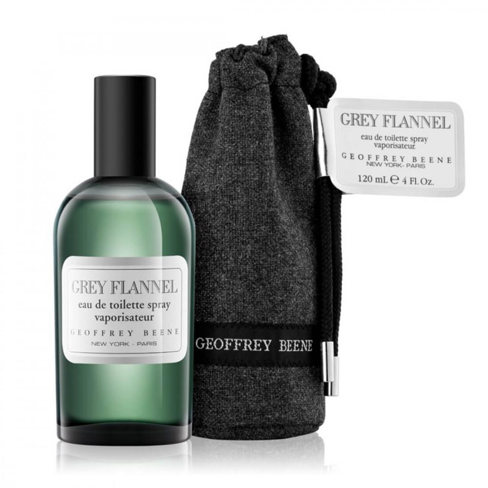 Geoffrey Beene Grey Flannel Spray Eau de Toilette 120ml متجر الخبير شو