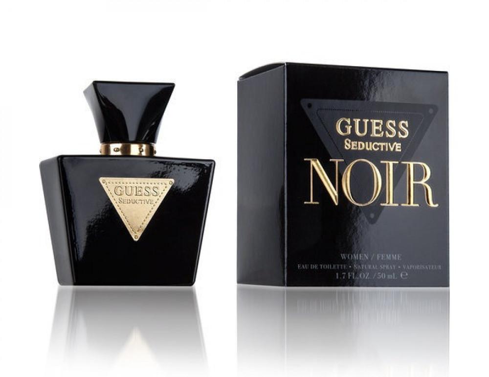 Guess Seductive Noir for Women Eau de Toilette 50ml متجر الخبير شوب