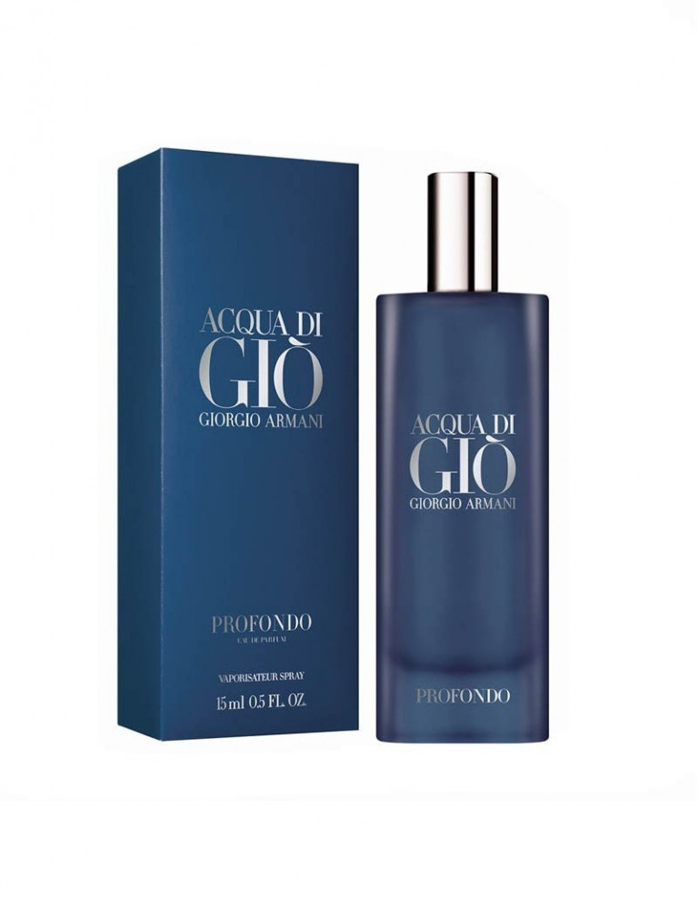 Armani Acqua Di Gio Profondo Eau de Parfum Sample 15ml متجر الخبير شوب