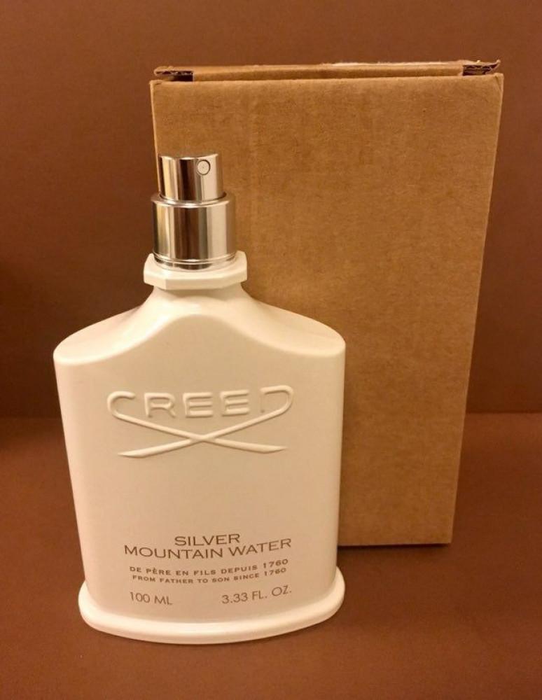 Tester Creed Silver Mountain Water Eau de Parfum 100ml متجر الخبير شوب
