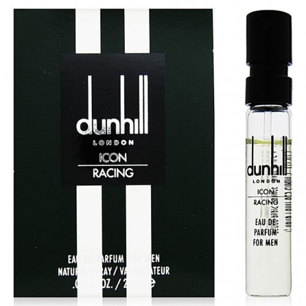Dunhill London Icon Racing Eau de Parfum Sample 2ml متجر الخبير شوب