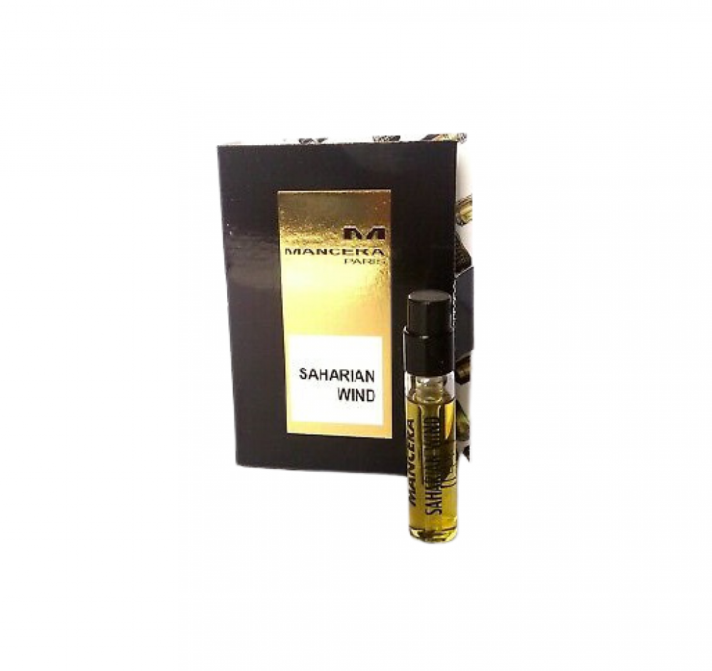 Mancera Saharian Wind Eau de Parfum Sample 2ml متجر الخبير شوب