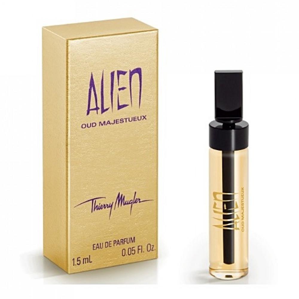 Mugler Alien Oud Majestueux Parfum Sample1-5ml متجر الخبير شوب