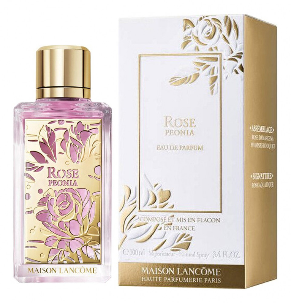 Lancome Rose Peonia Eau de Parfum 100ml متجر الخبير شوب