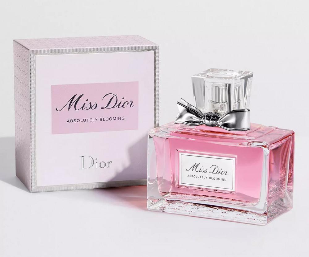 Miss Dior Absolutely Blooming Eau de Parfum 100ml متجر الخبير شوب