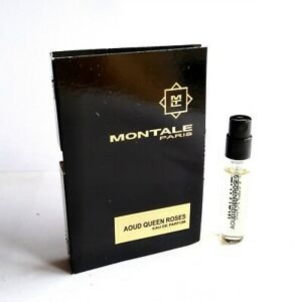 Montale Aoud Queen Roses Eau de Parfum Sample 2ml متجر الخبير شوب