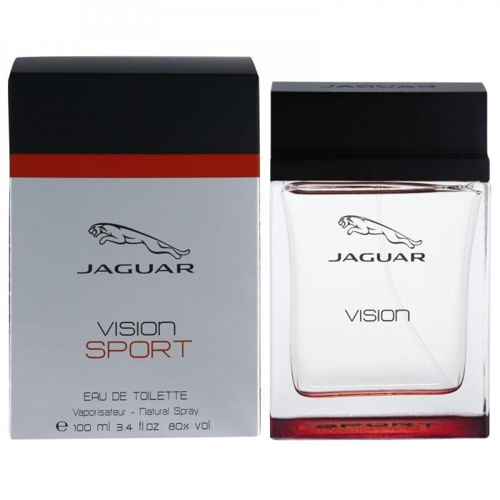 Jaguar Vision Sport Eau de Toilette 100m متجر الخبير شوب