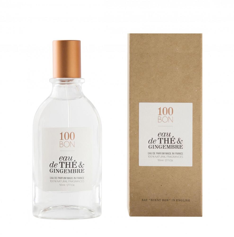 100Bon Eau de Thé  Gingembre Eau de Parfum 50ml متجر الخبير شوب