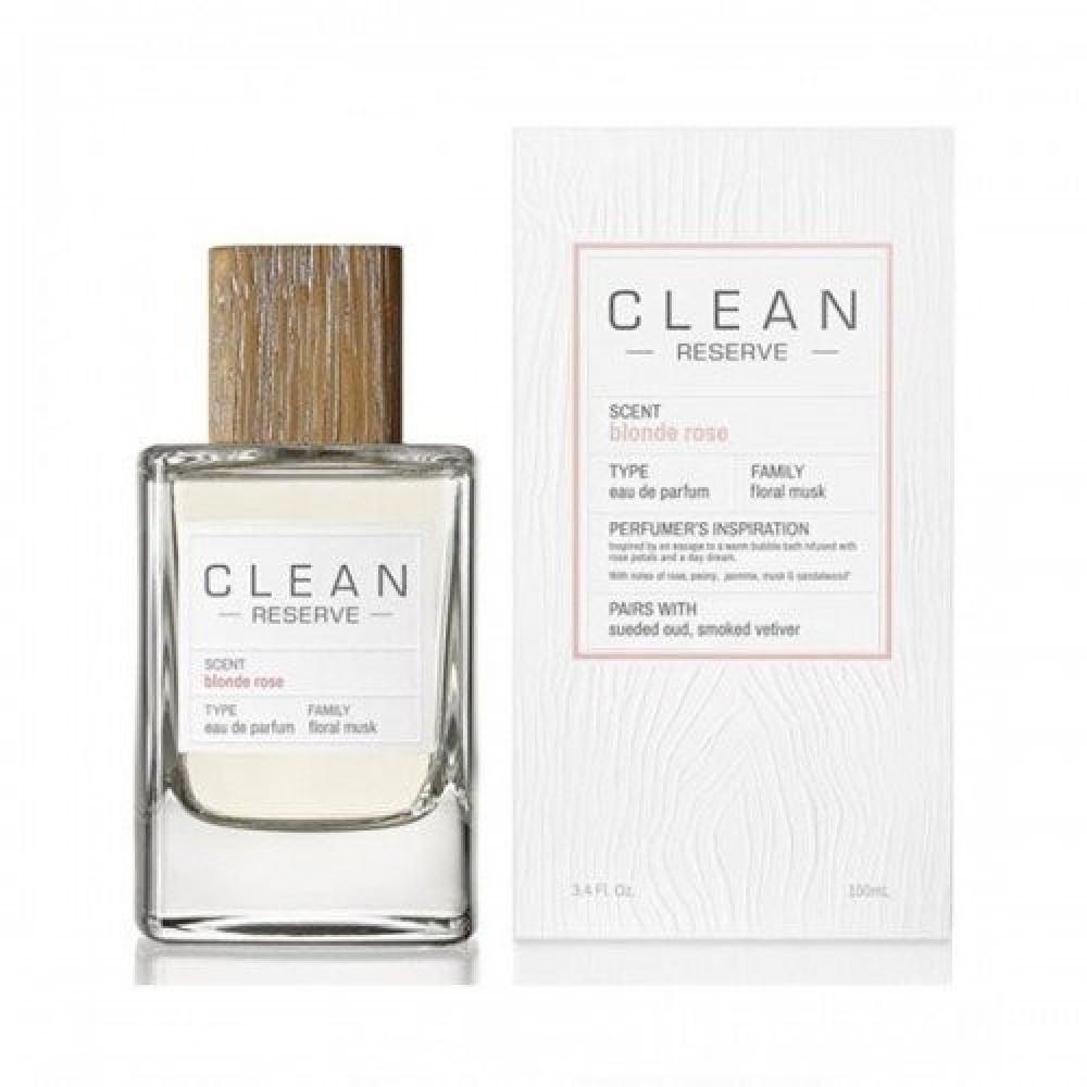 Clean Reserve Blonde Rose Eau de Parfum 100ml متجر الخبير شوب