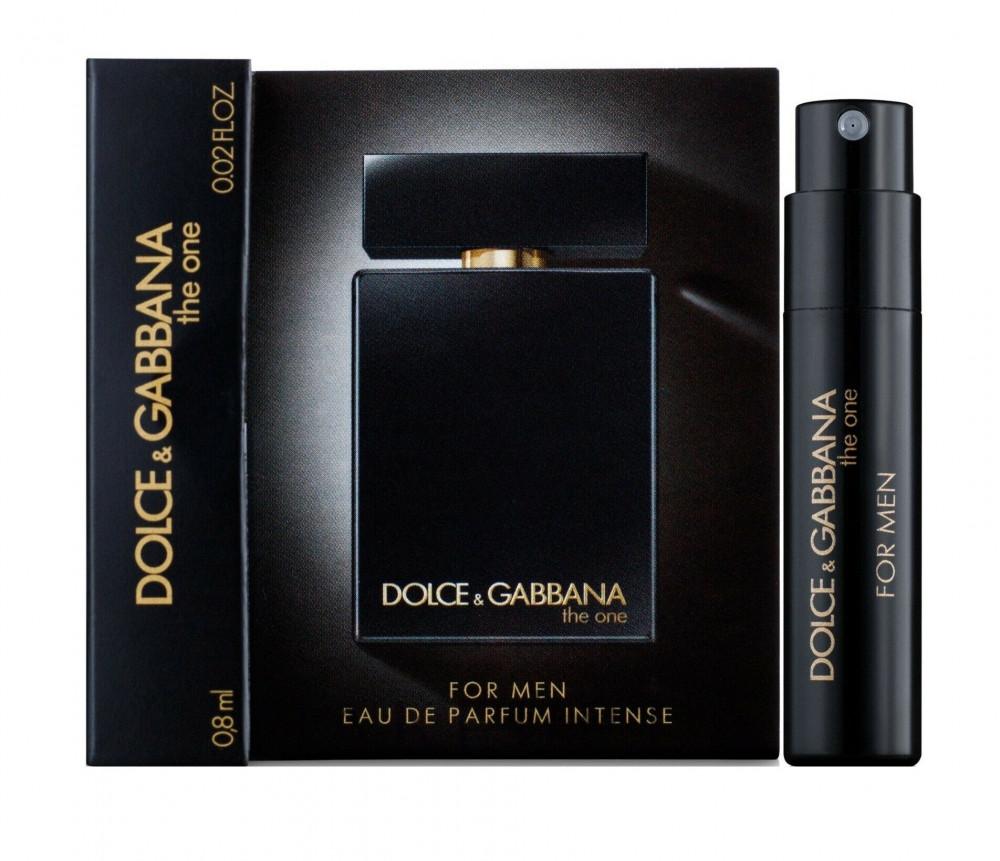 Dolce Gabbana The One Eau de Parfum Intense Sample متجر الخبير شوب