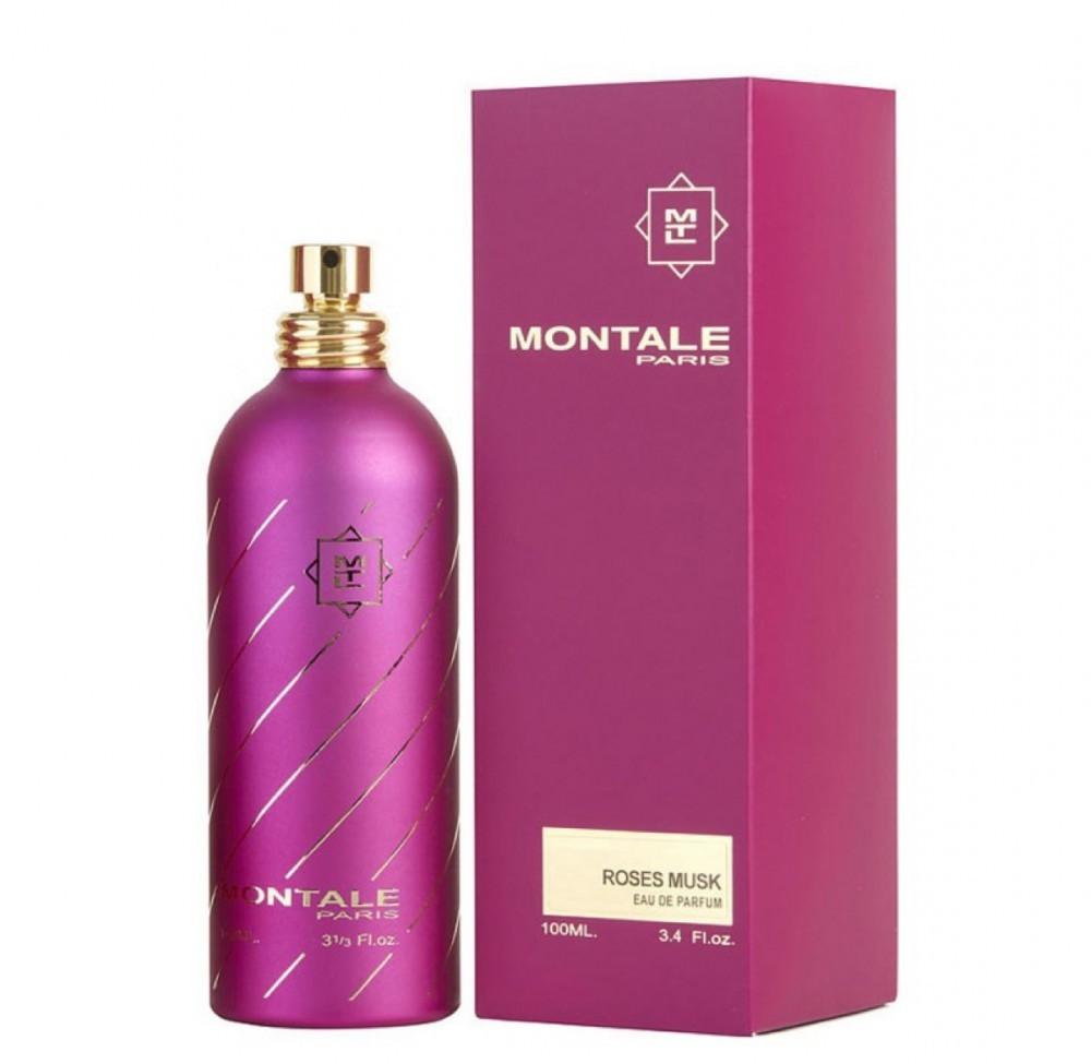 Montale Roses Musk Eau de Parfum Sample 2mlمتجر الخبير شوب