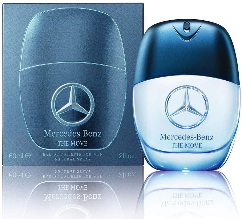 Mercedes Benz The Move Eau de Toilette 60ml متجر الخبير شوب