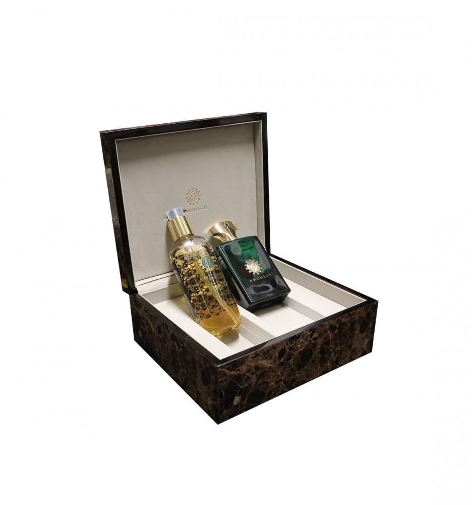 Amouage Epic for Men Eau de Parfum 100ml 2 Gift Set متجر الخبير شوب