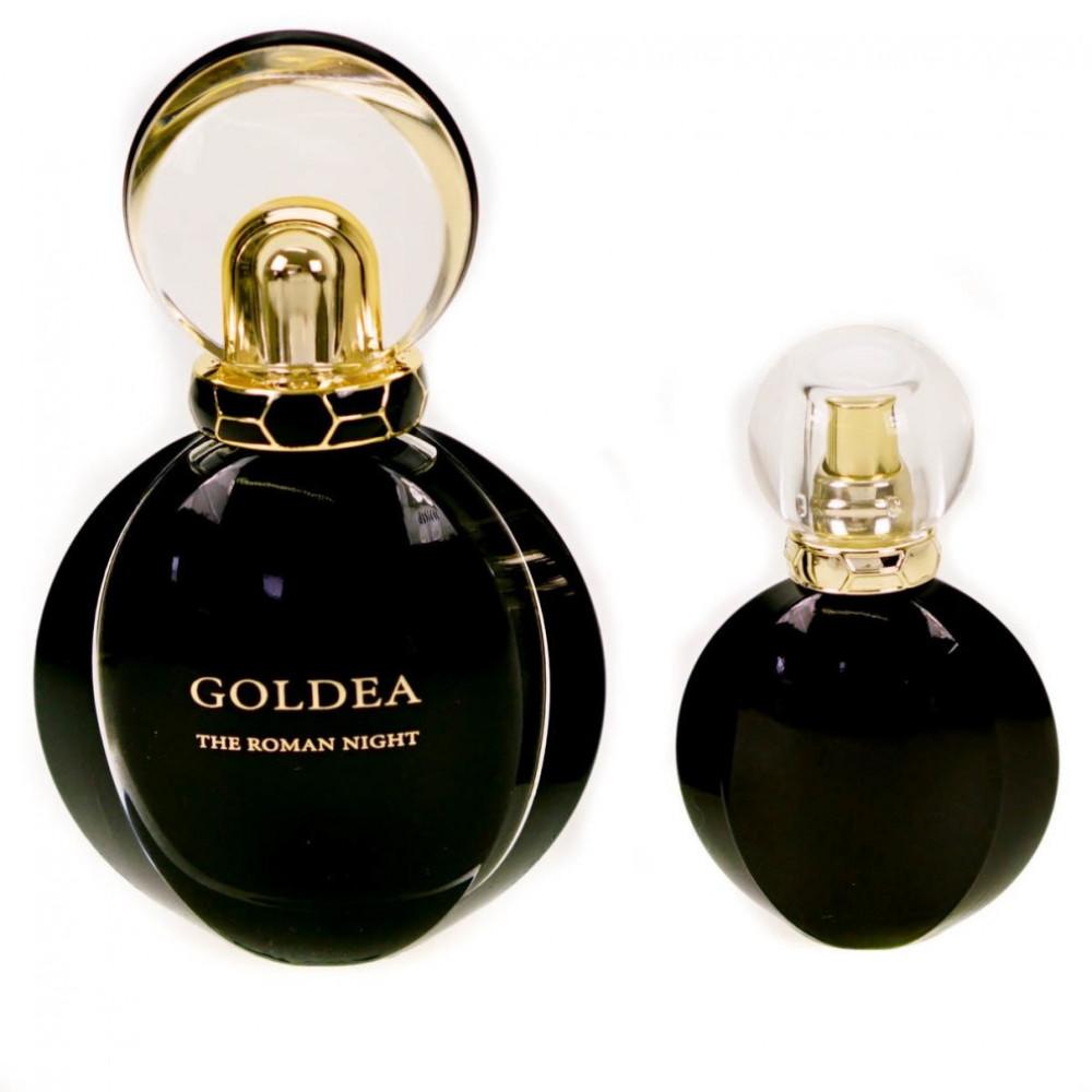 Bvlgari Goldea The Roman Night Parfum 50ml 2 Gift Set متجر الخبير شوب