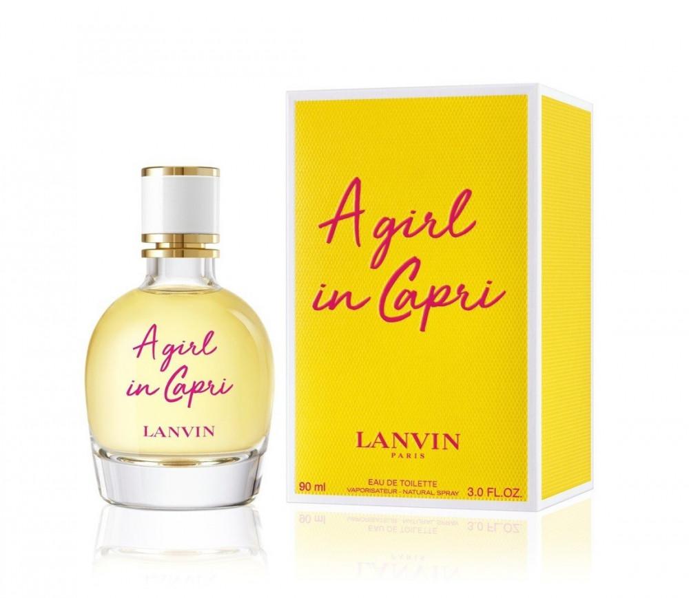 Lanvin A Girl In Capri Eau de Toilette 90ml متجر الخبير شوب