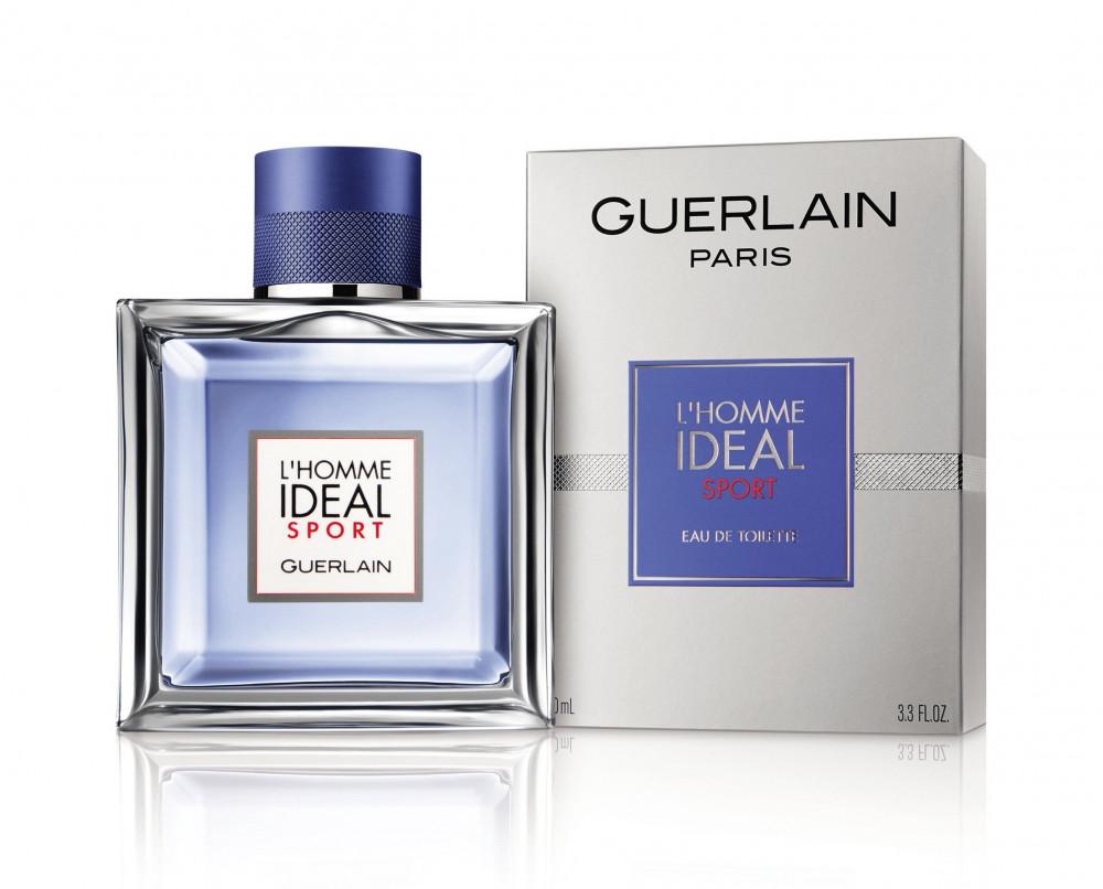 Guerlain L Homme Ideal Sport Eau de Toilette 100ml متجر الخبير شوب