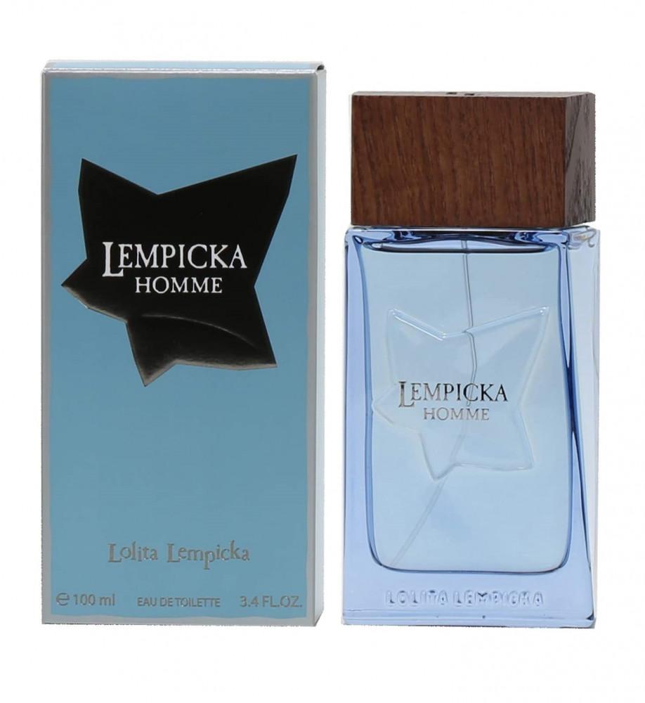 Lolita Lempicka Lempicka Homme Eau de Toilette 100ml متجر الخبير شوب