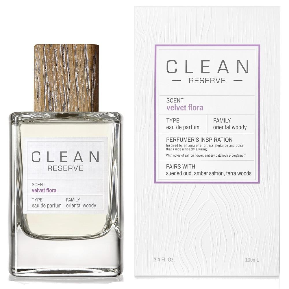 Clean Reserve Velvet Flora Eau de Parfum 100ml متجر الخبير شوب