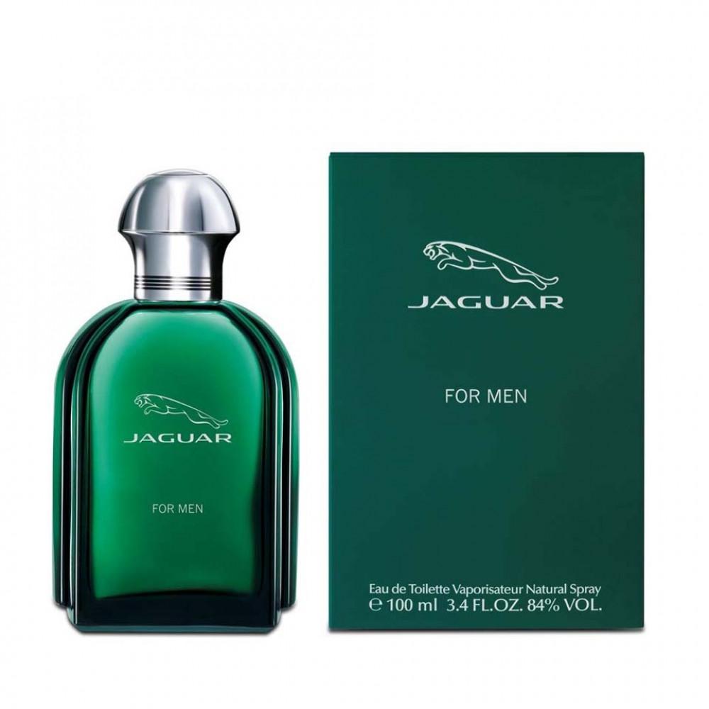 Jaguar Green for Men Eau de Toilette 100ml متجر الخبير شوب