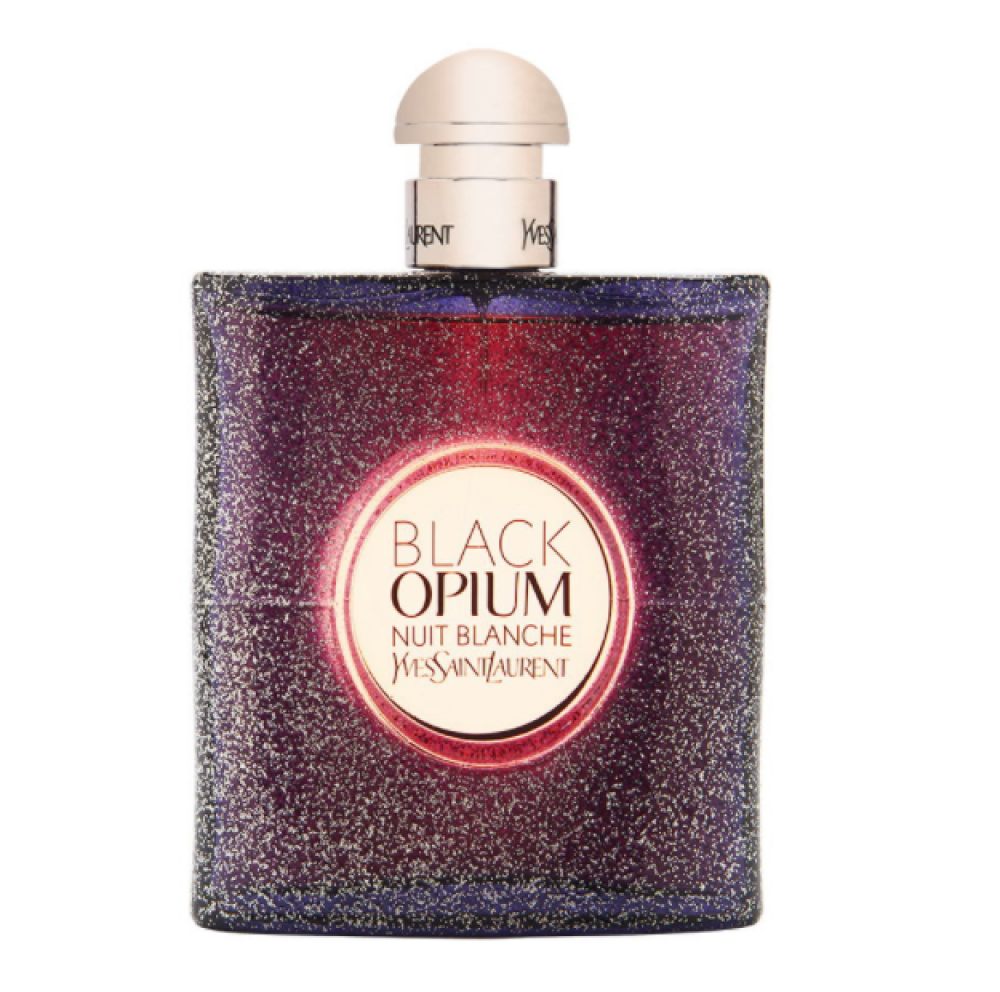 Tester Yves Saint Laurent Black Opium Nuit Blanche Parfum 90ml خبير ال