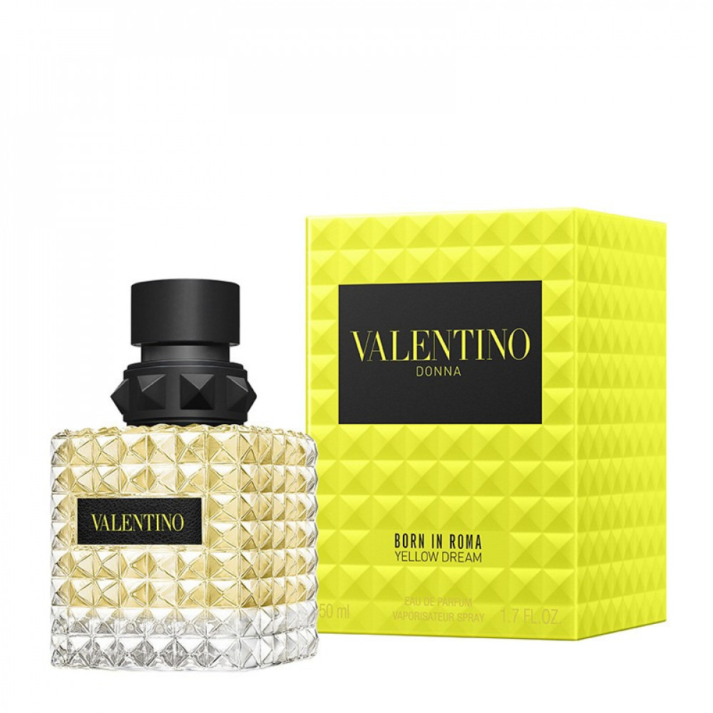 Valentino Donna Born In Roma Yellow Dream Eau de Parfum 50ml متجر الخب