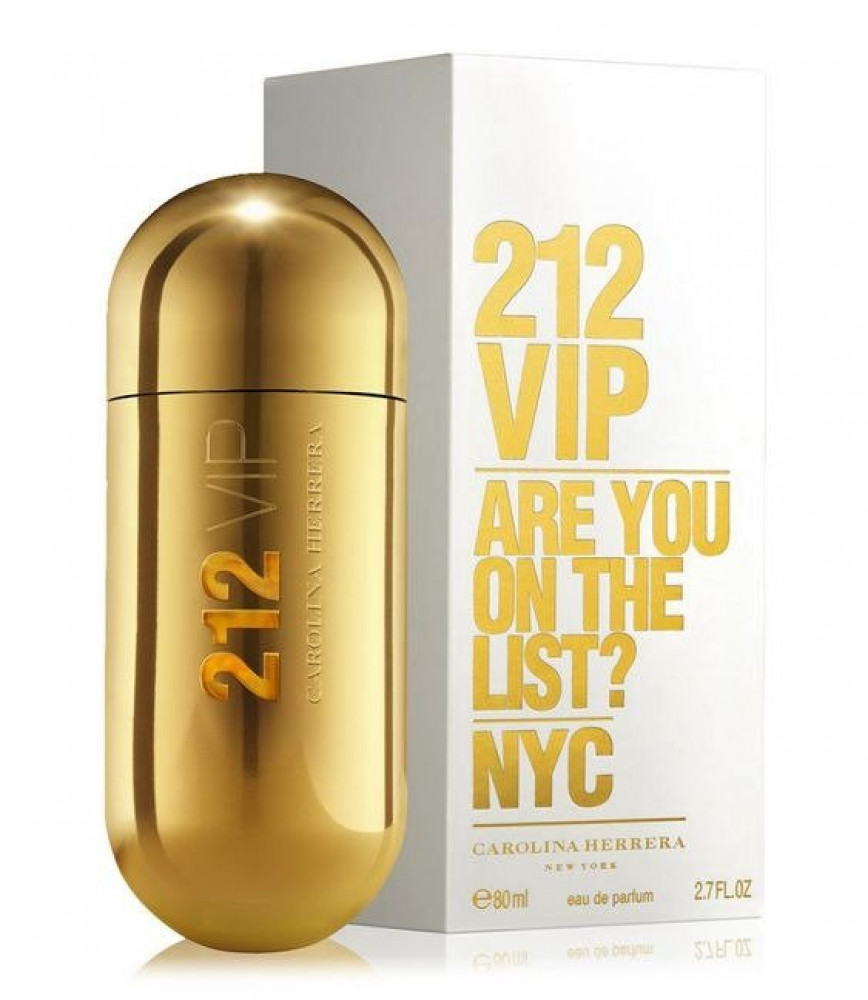 Carolina Herrera 212 VIP Eau de Parfum Sample 1-5ml متجر الخبير شوب