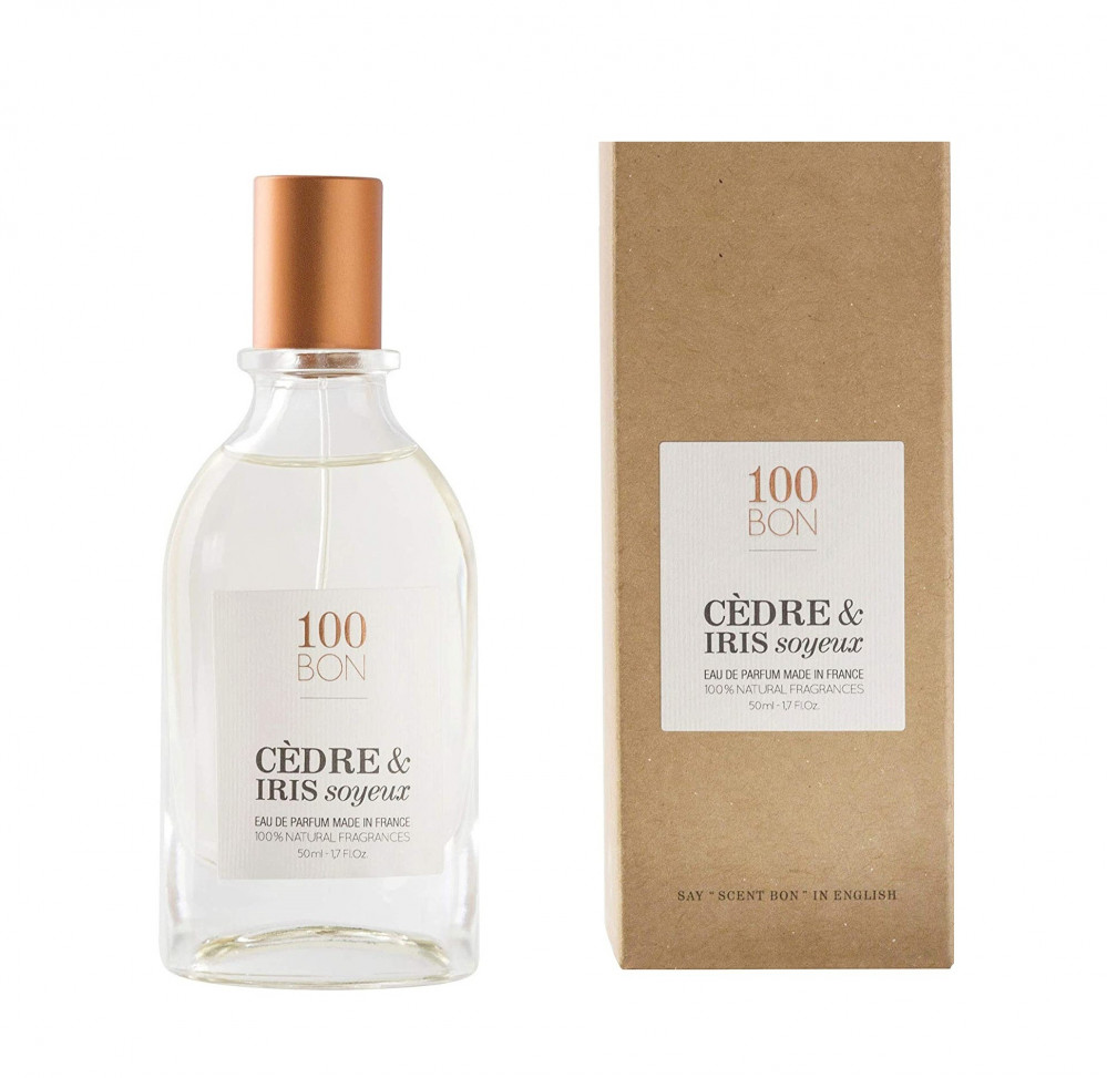 100Bon Cèdre Iris Soyeux Eau de Parfum 50ml متجر الخبير شوب