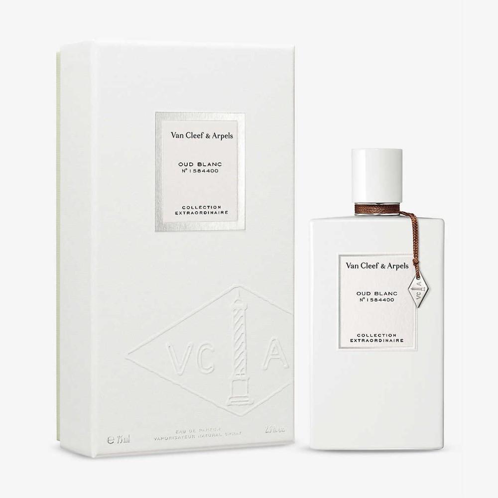 Van Cleef Arpels Extraordinaire Oud Blanc Parfum 75ml متجر الخبير شوب