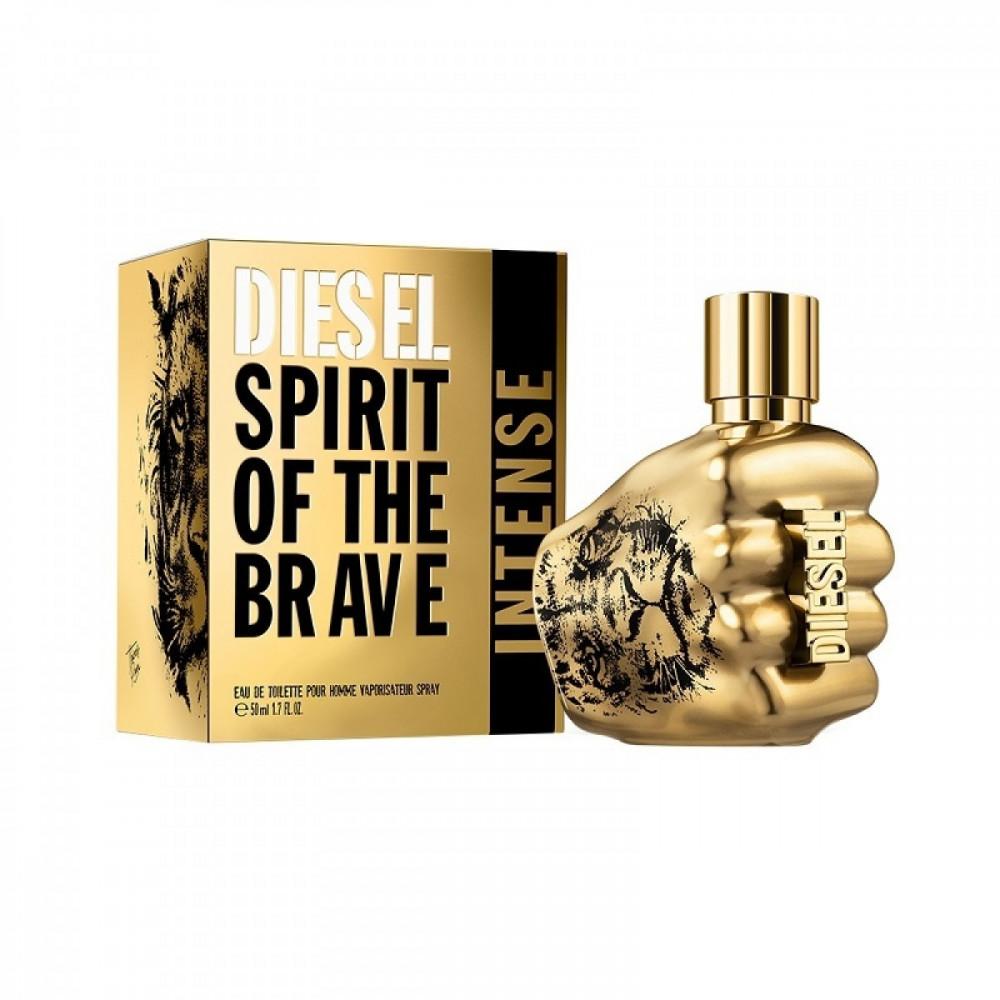 Diesel Spirit Of The Brave Intense Parfum 50ml متجر الخبير شوب