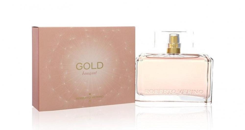 Roberto Verino Gold Bouquet Eau de Parfum 90ml متجر الخبير شوب