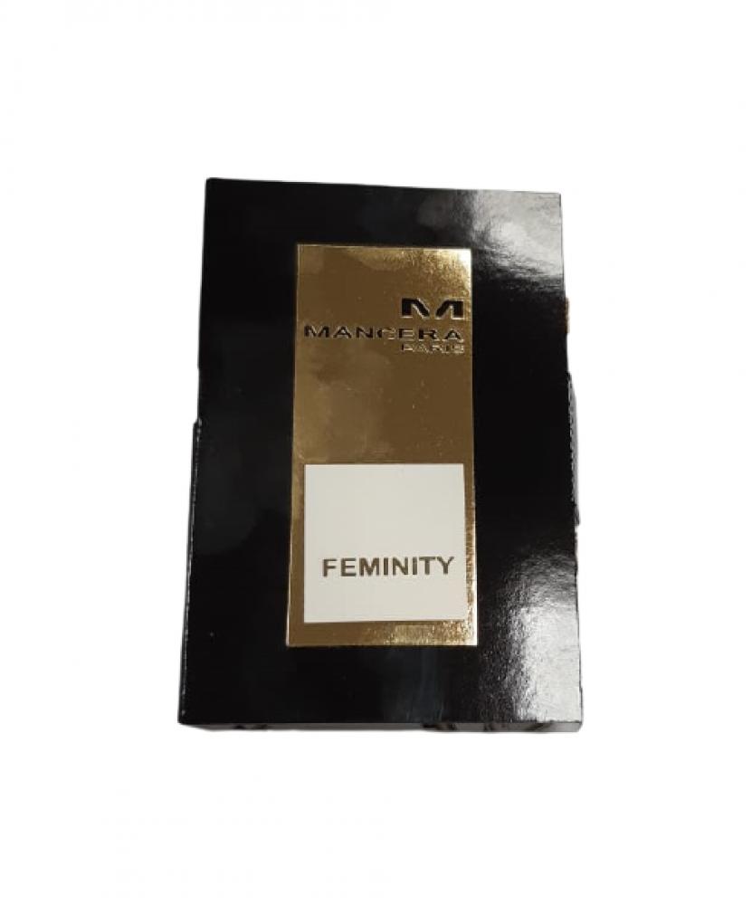 Mancera Feminity Eau de Parfum Sample 2ml متجر الخبير شوب