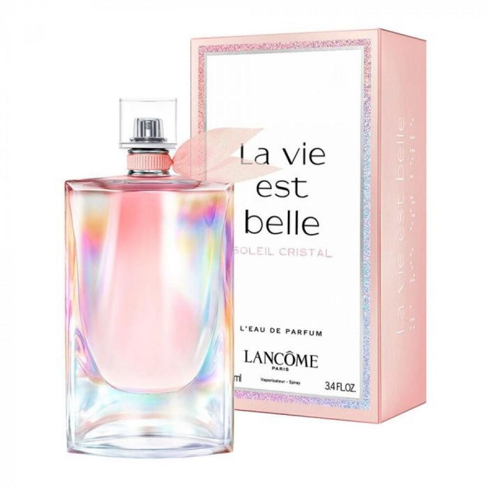 Lancome La Vie Est Belle Soleil Cristal Eau de Parfum 50ml متجر الخبير