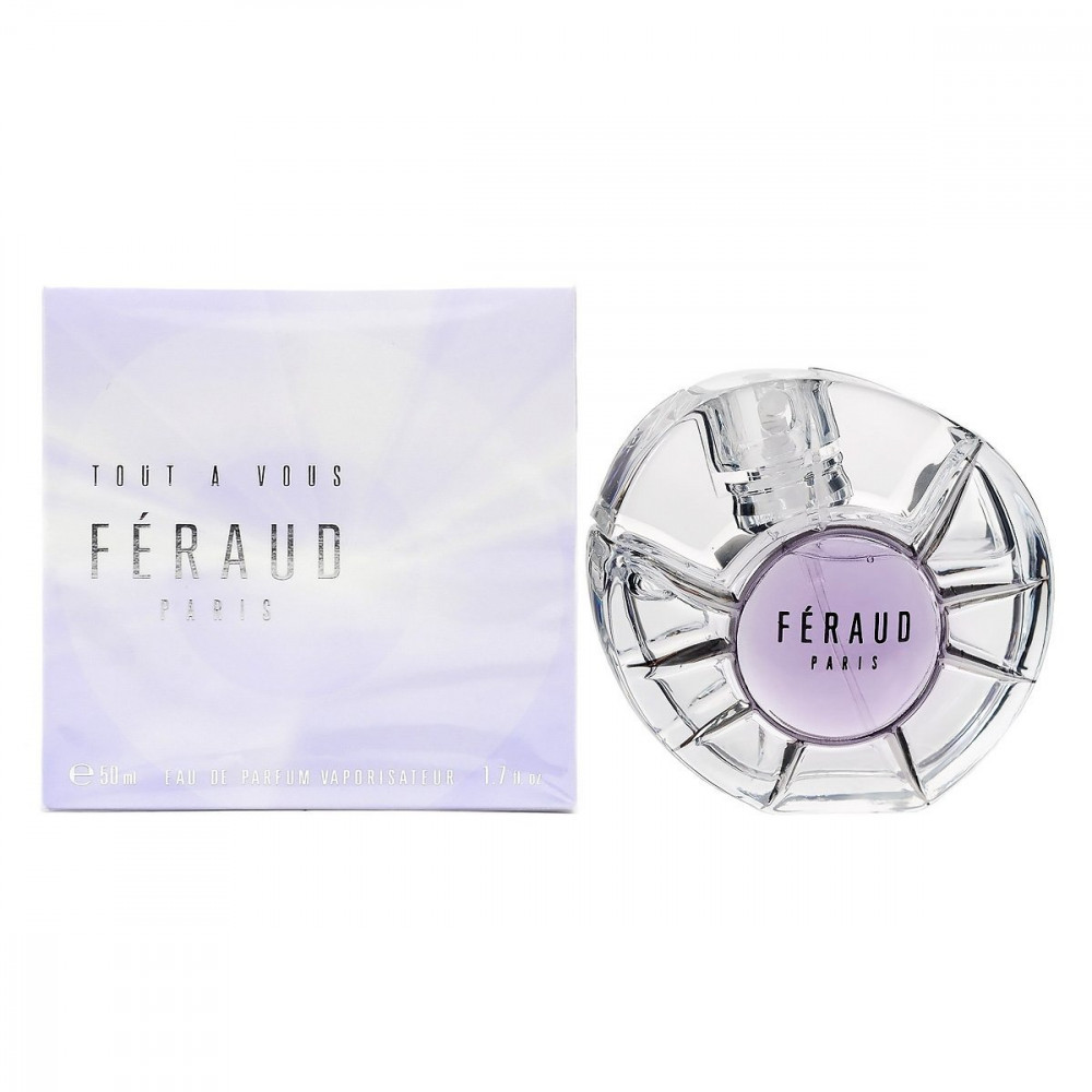 Louis Feraud Tout A Vous for Women Eau de Parfum 75ml متجر الخبير شوب