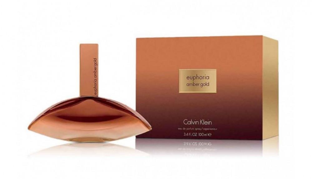 Calvin Klein Euphoria Amber Gold Eau de Parfum 100ml متجر الخبير شوب