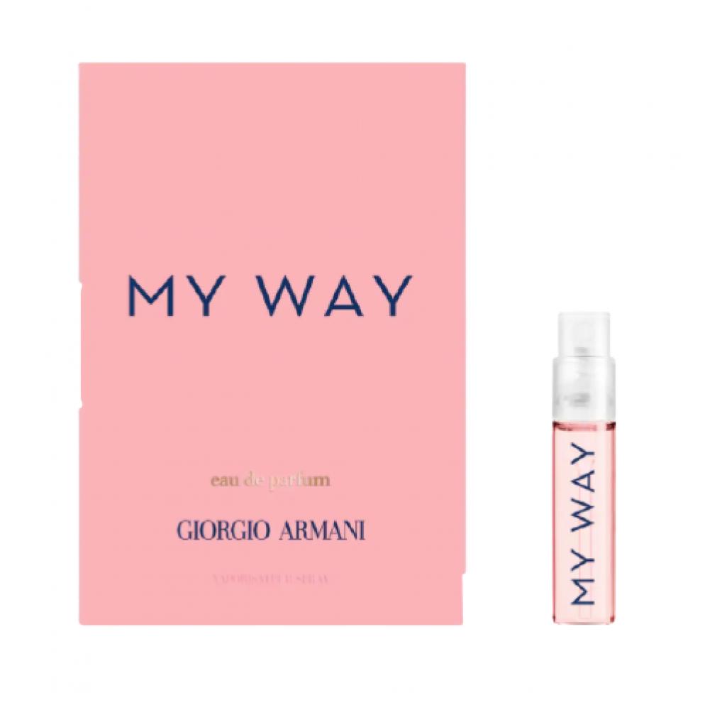 Armani My Way for Woman Eau de Parfum Sample 1-2ml متجر الخبير شوب