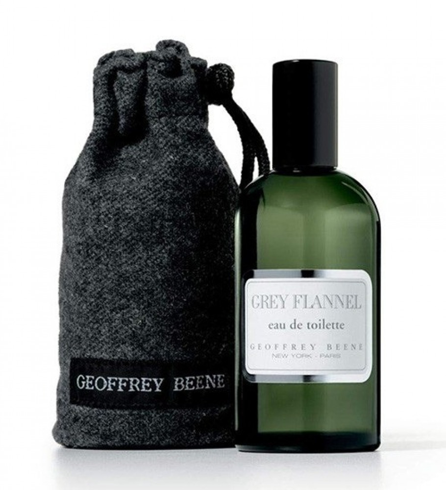 Geoffrey Beene Grey Flannel Eau de Toilette 120ml متجر الخبير شوب