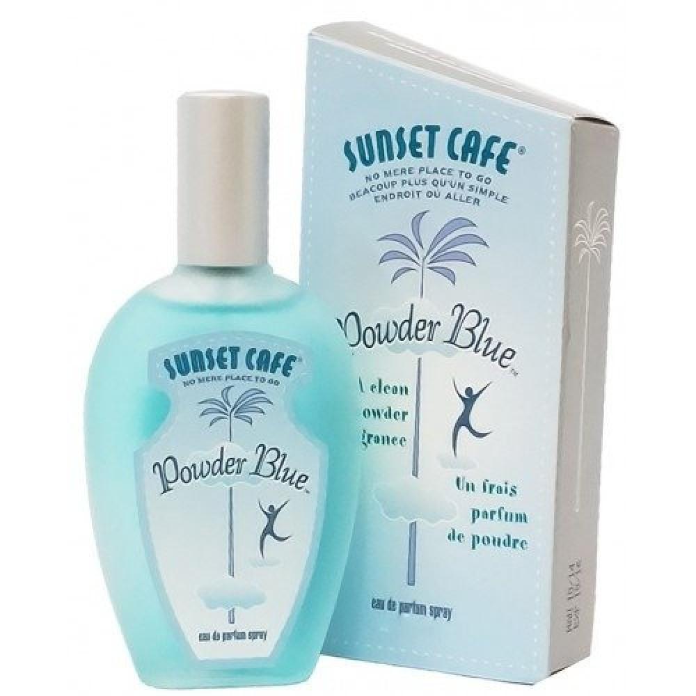 Sunset Cafe Powder Blue Eau de Parfum 22mlمتجر الخبير شوب