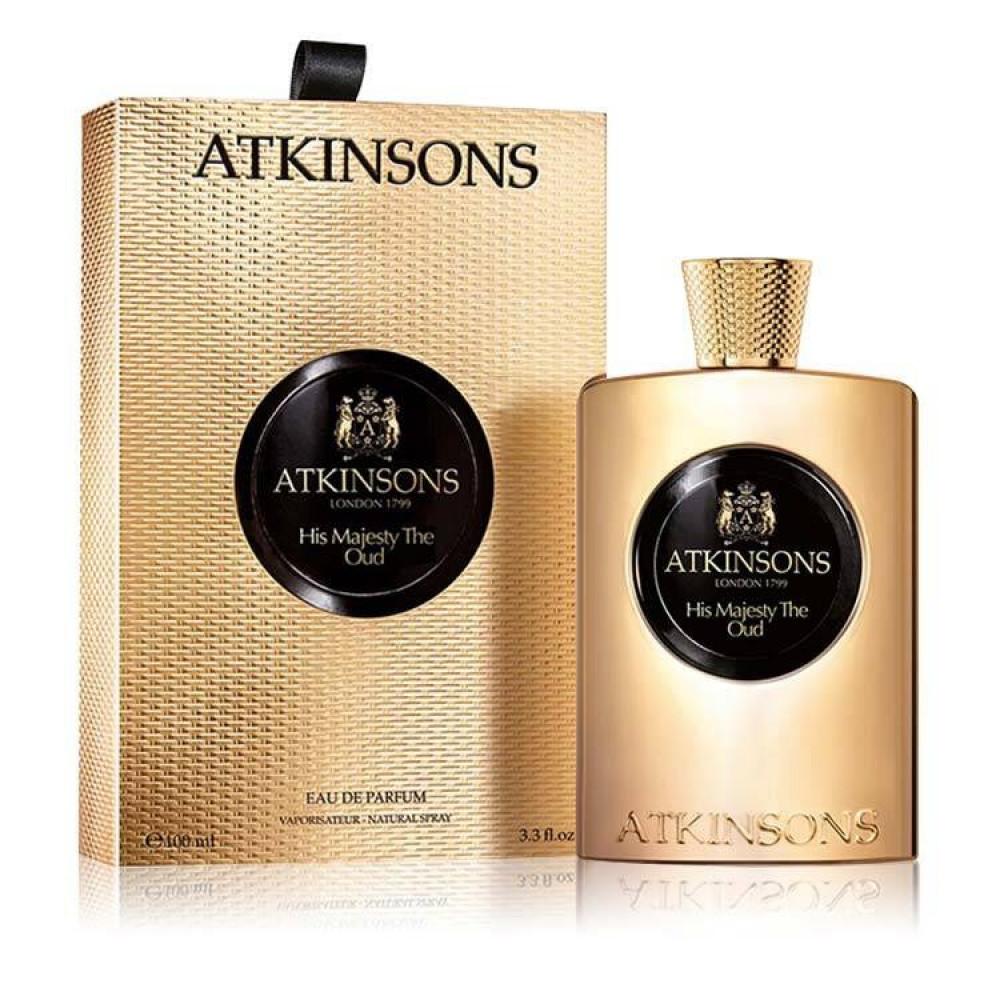 Atkinsons His Majesty The Oud Eau de Parfum 100ml متجر الخبير شوب