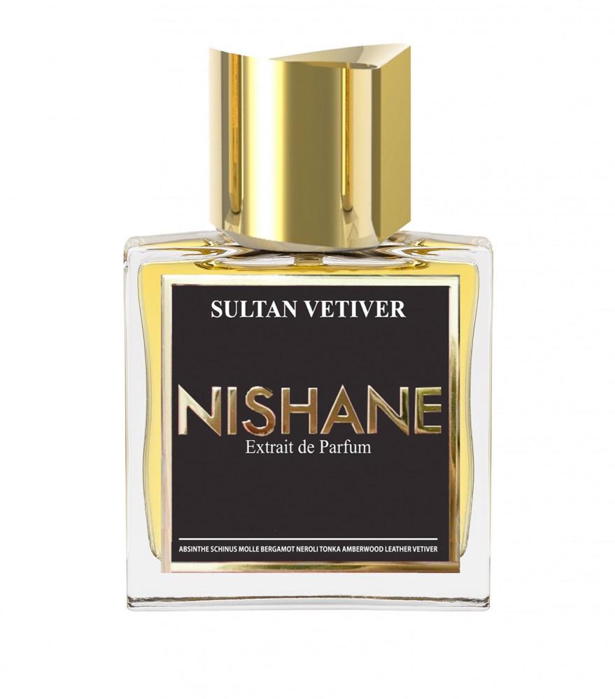 Nishane Sultan Vetiver Extrait de Parfum 50ml متجر الخبير شوب