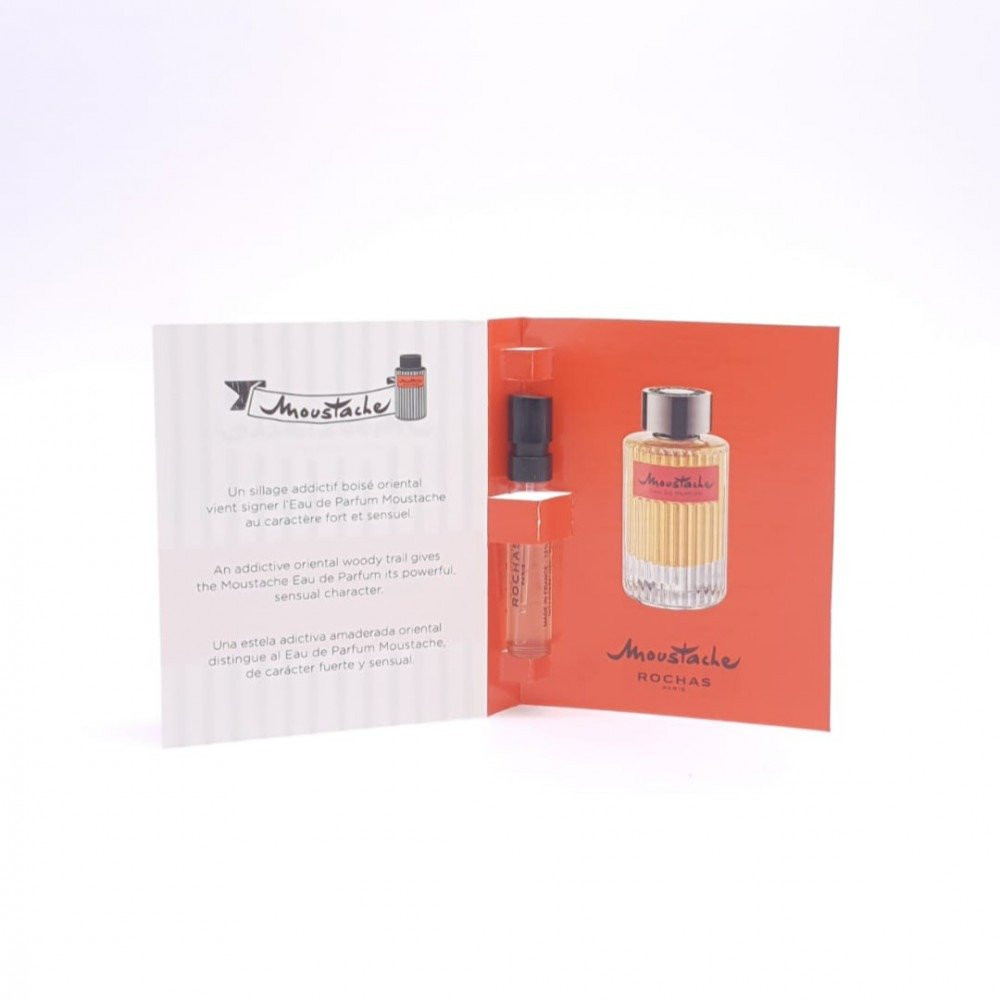 Rochas Moustache Eau de Parfum Sample 2ml متجر الخبير شوب