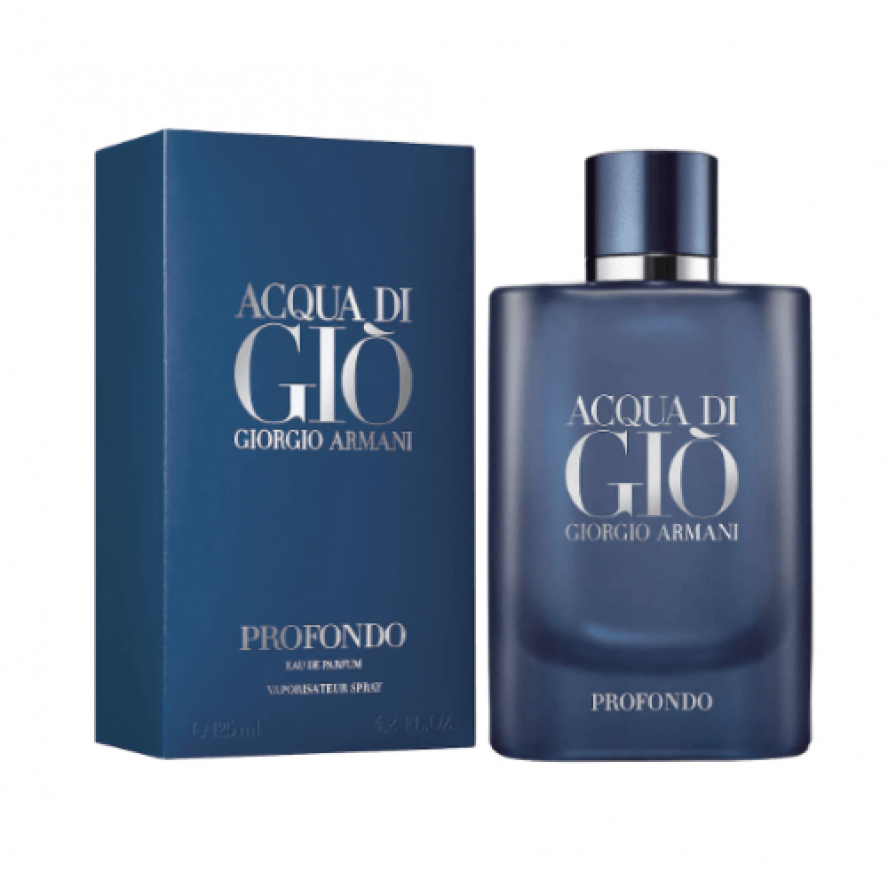 Armani Acqua Di Gio Profondo for Men Eau de Parfum Sample 1-2ml الخبير