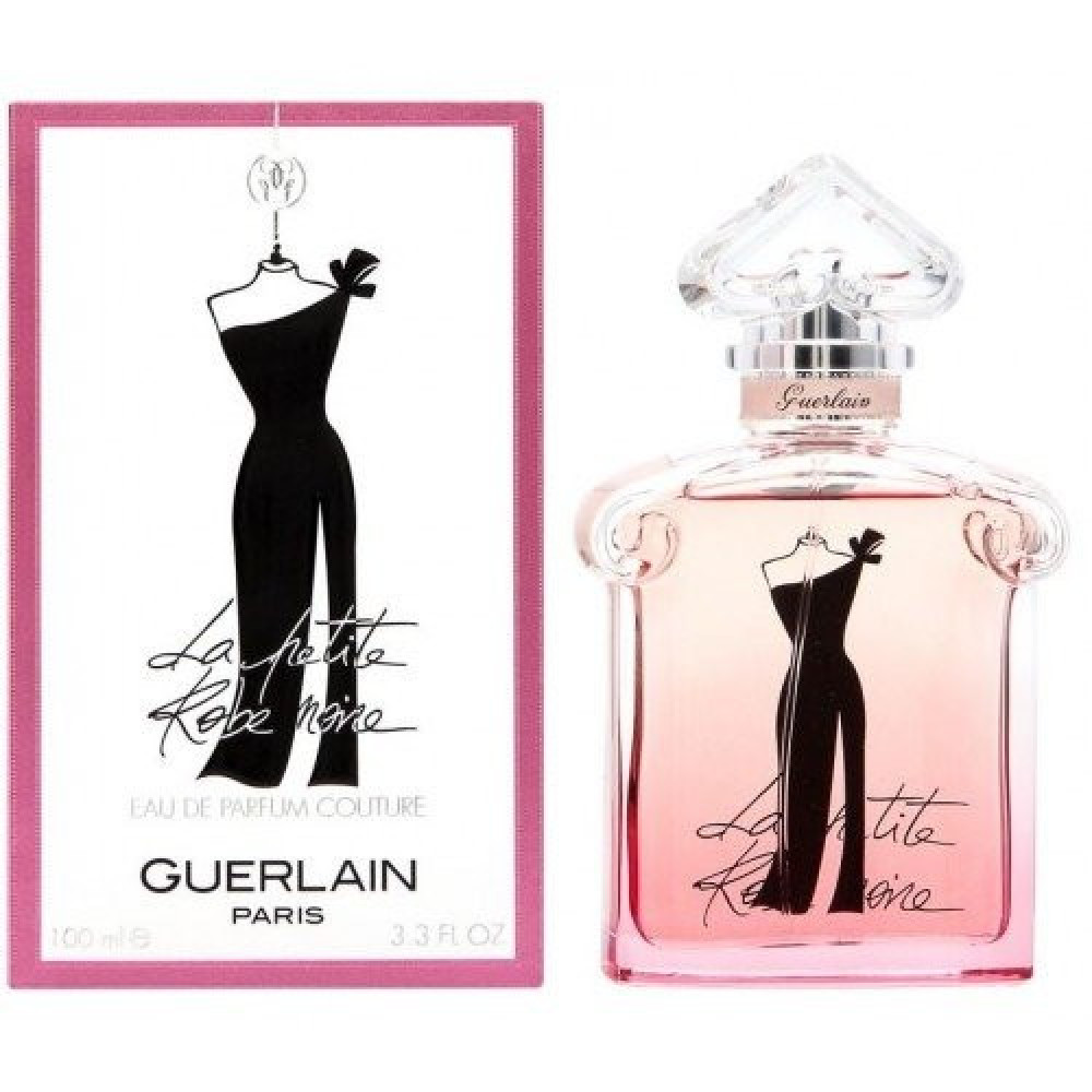 Guerlain La Petite Robe Noire Couture Parfum Sample 1ml متجر الخبير شو
