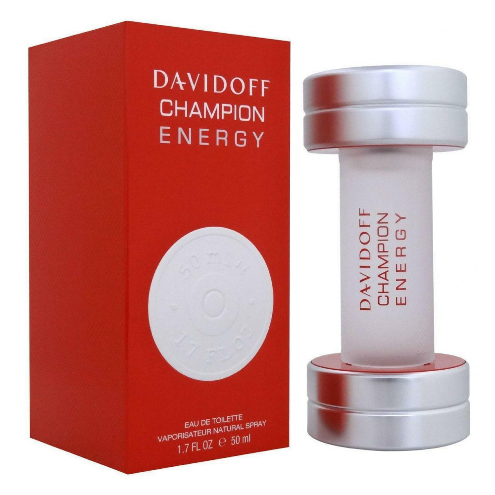 Davidoff Champion Energy Eau de Toilette 50ml متجر الخبير شوب