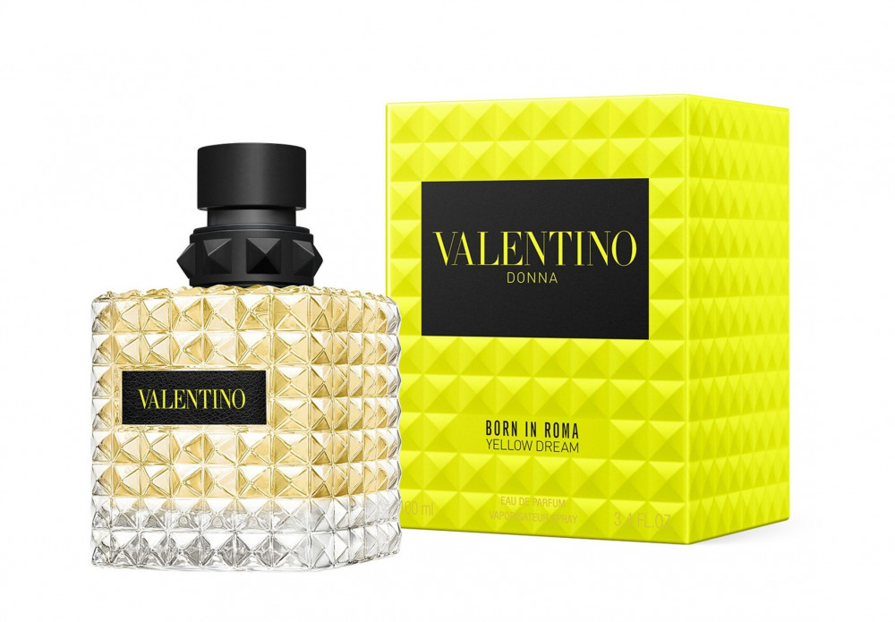 Valentino Donna Born In Roma Yellow Dream Eau de Parfum 100ml متجر الخ